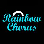 Rainbow Chorus round logo